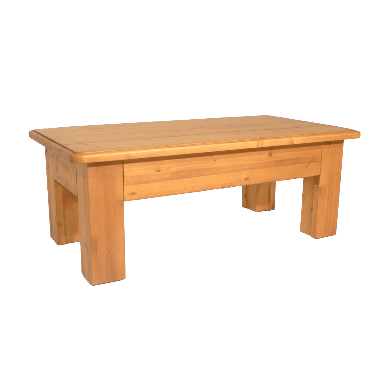 Mesa de centro r stica elevable ecor stico venta de muebles - Mesa de centro lack ...