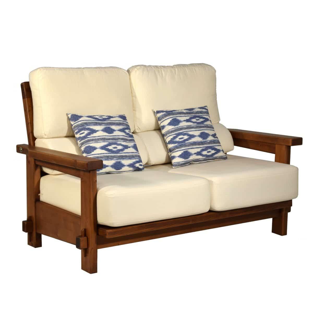 Sof r stico dos plazas 148 ecor stico venta de muebles - Sofas de dos plazas pequenos ...