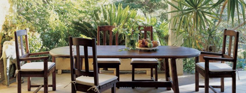 Fabricacion y venta de muebles de madera estilo antiguo