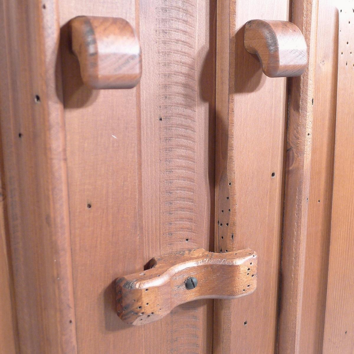 Aparador rústico de madera pequeño. Ecorústico: venta de muebles