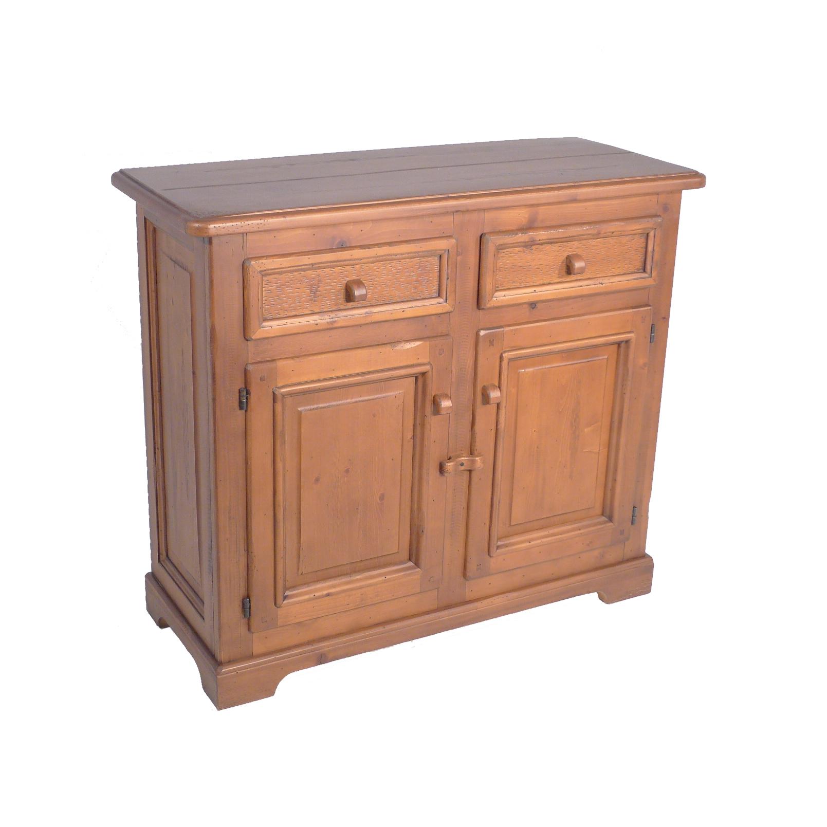 Aparador R Stico De Madera Peque O Ecor Stico Venta De Muebles # Muebles Pequenos De Madera