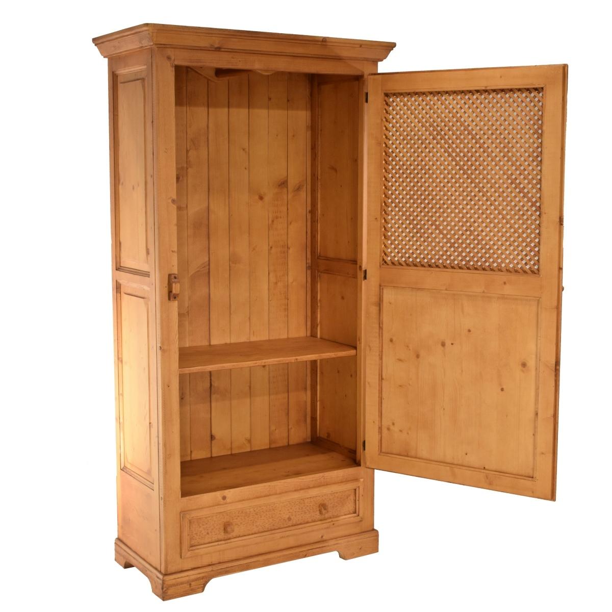 Armario recibidor r stico de madera ecor stico venta de - Mueble recibidor rustico ...