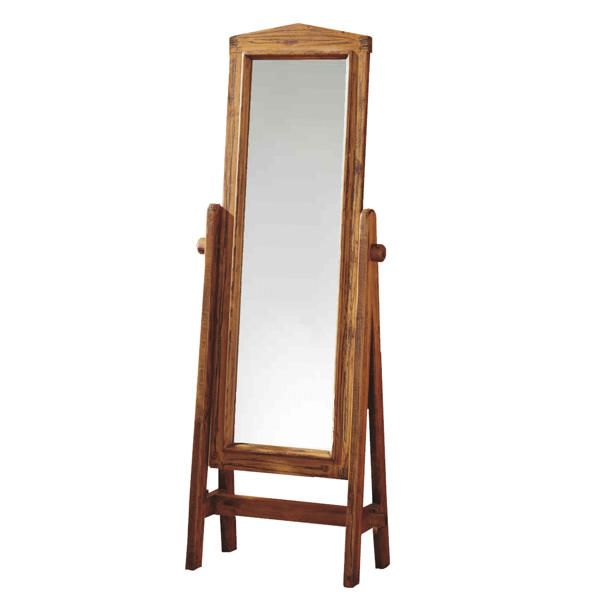 Marco probador rústico de madera. Ecorústico: venta de muebles