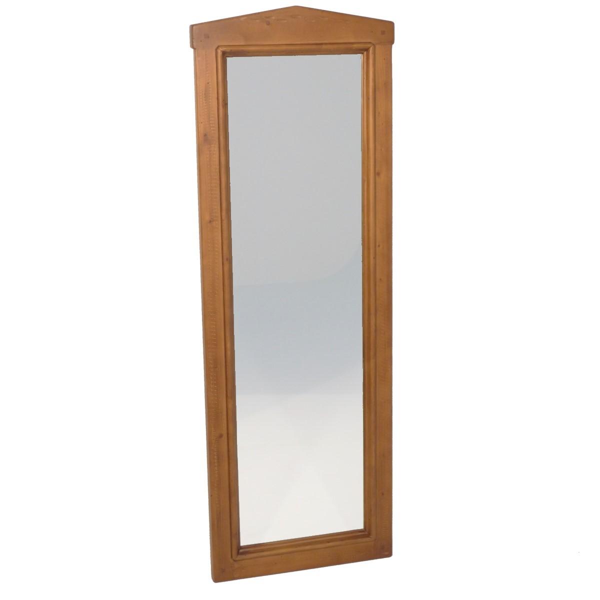 marco r stico vertical con espejo ecor stico venta de