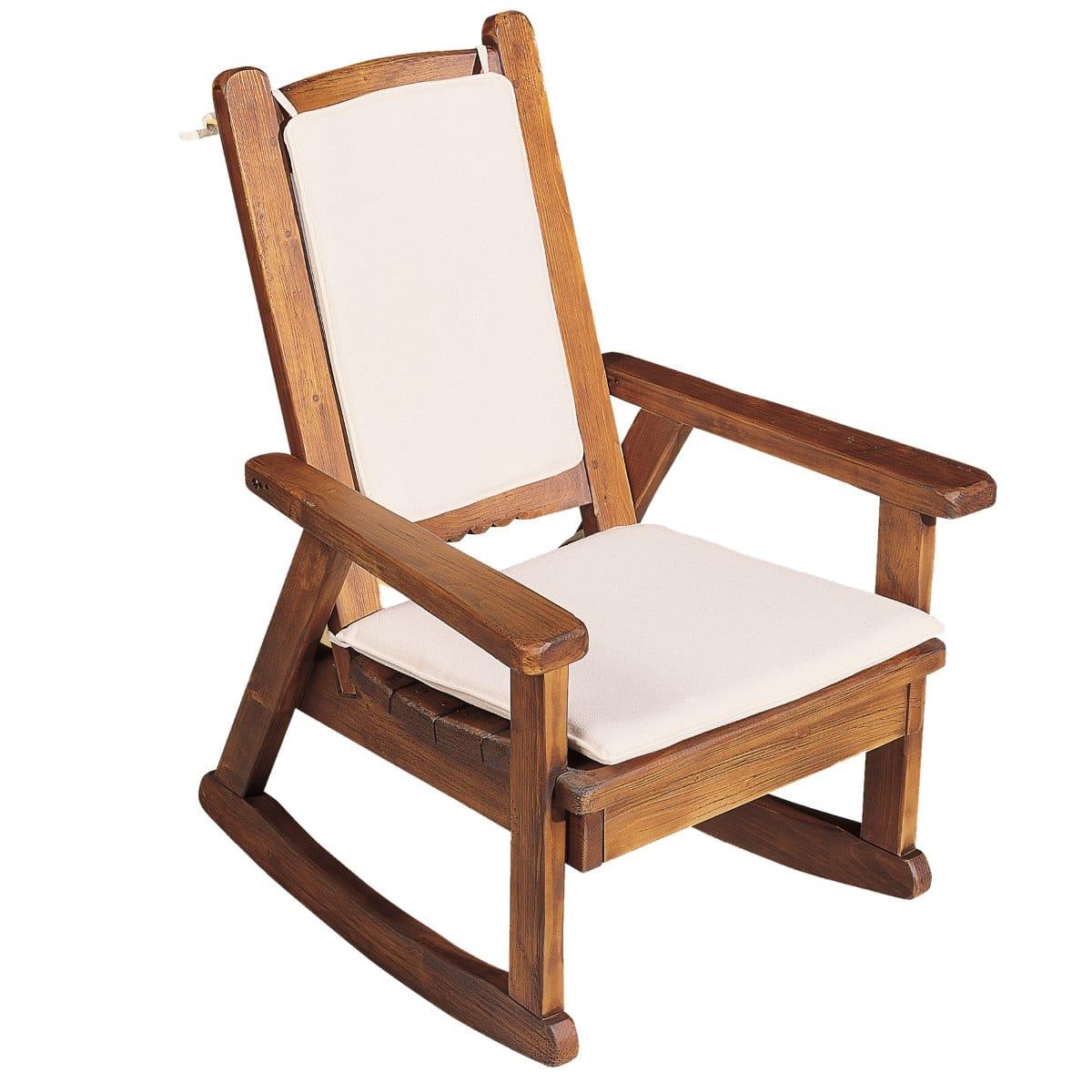 Mecedora r stica de madera ecor stico venta de muebles - Sofa mecedora ...